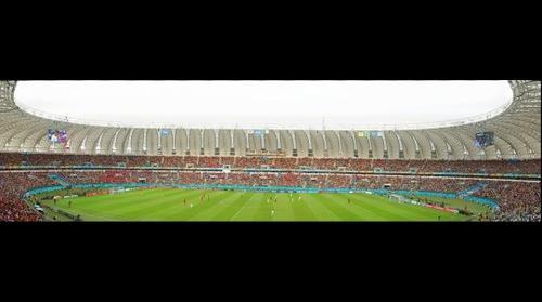 Copa do Mundo 2014 - Estádio Beira-Rio -  Coreia do Sul x Argélia