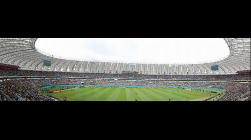Copa do Mundo 2014 - Estádio Beira-Rio -  Nigéria x Argentina