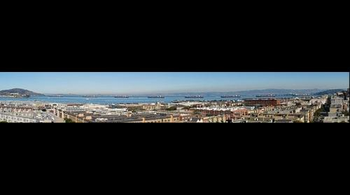 San Francisco Freighter
