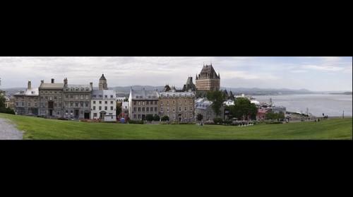 Vieux Québec et Château Frontenac (version 2)