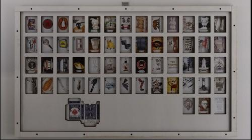 Tom Sachs Artwork Display - Still life shot