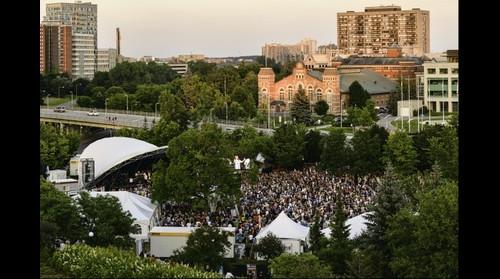 Aretha Franklin in Ottawa