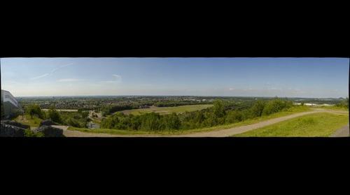 Skyline of Landgraaf - The Netherlands