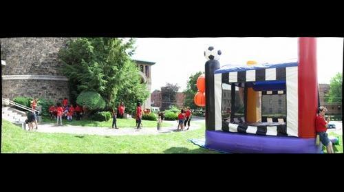 2014-06-27 - ULGPCS Carnival - Bounce House