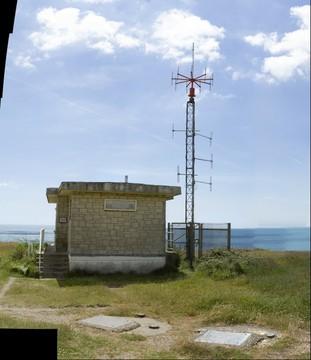 Hengistbury Head Coastguard Lookout