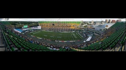 Edmonton Eskimos 2014 Home Opener - 1