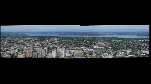 Seattle Easern View