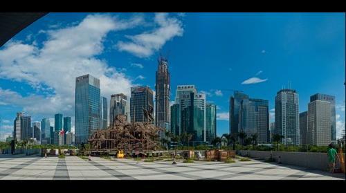 Biudings Of Futian, Shenzhen