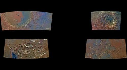 Mars in Colour 1 (of 3)