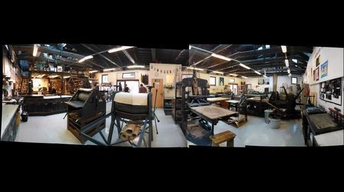 Venetian Printmaking Studio