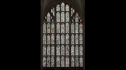 Winchester Cathedral West Window