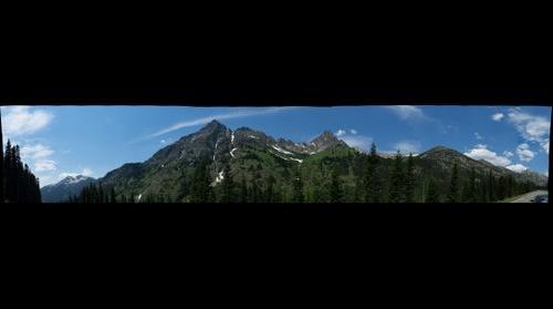 North Cascades Park Gigapan 4
