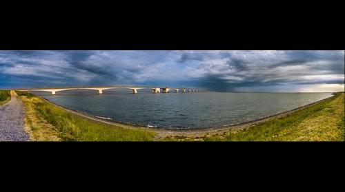 Zeelandbrug - Netherlands