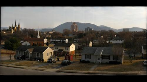 Cow House & Downtown Roanoke