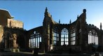Coventry&#39;s Old Cathedral Ruins