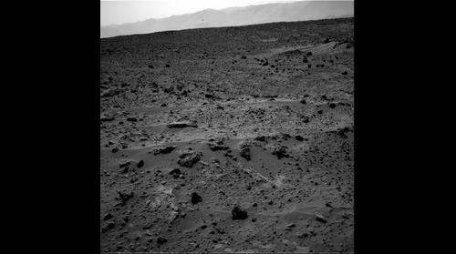 Mars anomalies