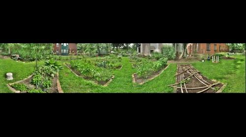 2014_0724: The Garden Table (360°)
