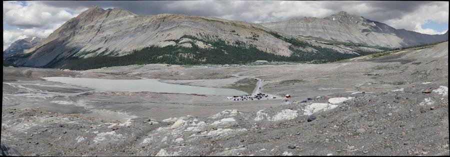 Icefield Centre, Jasper National Park, Alberta, Canada