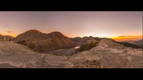 Volcán Chaiten, Chile