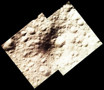 Alien Mining On The Asteroid Vesta