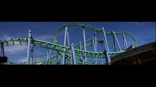 Rollercoaster - Montana Rusa  El Desafio