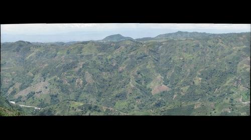 View from El Aliso ridge