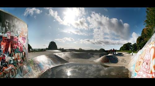 Dudhope Park Skatepark