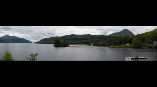 Loch Lomond, Sloy, Scotland