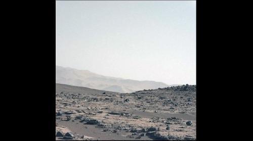 Mars Anomalies Sol 610