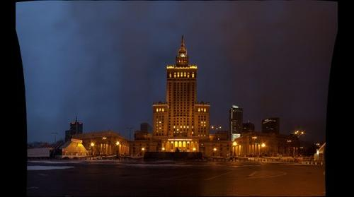 Warsaw Twilight