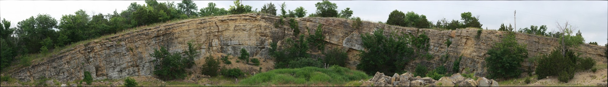 S&T_Anticline at Woodford Formation