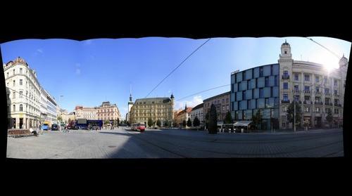Namesti Svobody, Brno