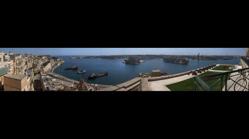Valletta, Bay