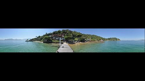Angra Fashion Dive Resort - Vista do cais