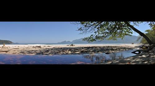 Praia Lopes Mendes - Ilha Grande RJ