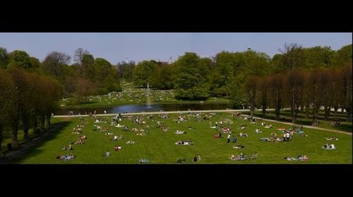 Fredericksberg garden