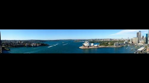 Sydney Harbor - High Res