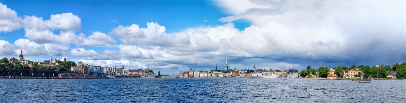 The Bay at Stockholm, Sweden