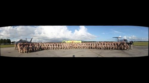 MCAS Beaufort H&HS Group Photo