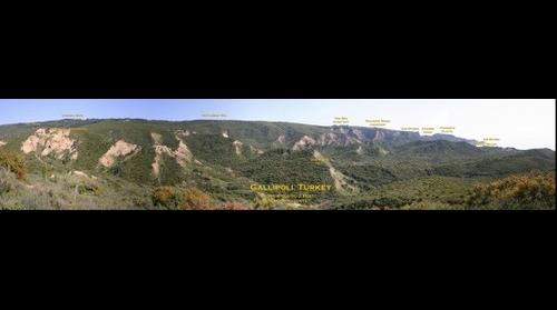 Gallipoli, Old No.3 Post