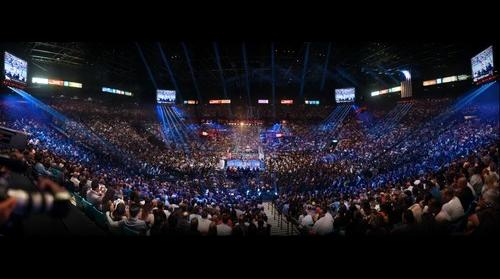 Mayweather vs. Maidana 2 - MGM Grand, Las Vegas, NV