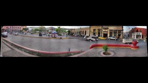 Calles de Tequila Jalisco