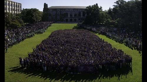 Northwestern Class of 2018