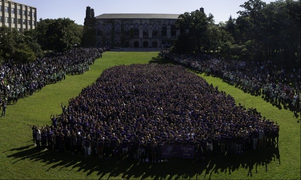 Northwestern Class of 2018