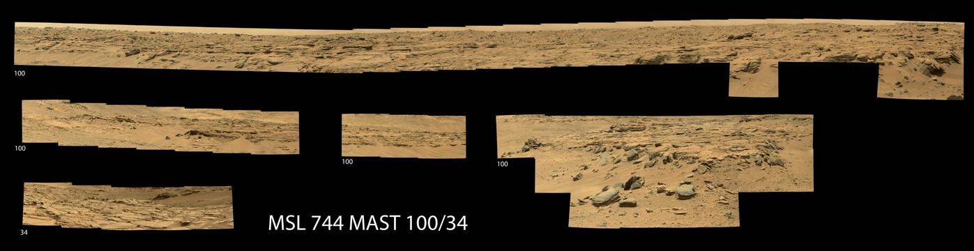 MSL 744 MAST 100-34