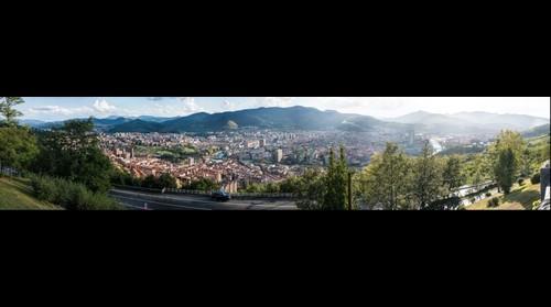 Bilbao from Uribarri Viewpoint