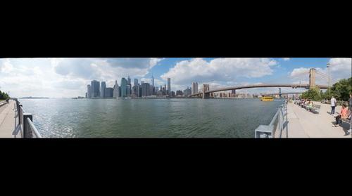 Brooklyn Bridge Park - September 2014