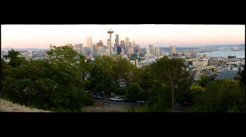 Seattle Washington 2014