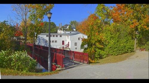 Moulin Légaré à Saint Eustache, Québec