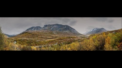 Jotunheimen Panorama
